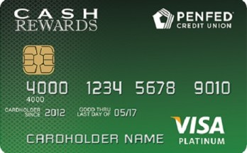 Pentagon Federal Credit Union Credit Card