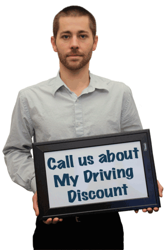 My driving discount