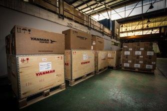 Yanmar stock