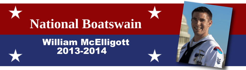 National Boatswain Banner- McElligott