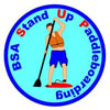 BSA Stand Up Paddleboarding patch