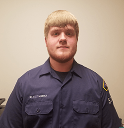 William Campbell, Central Region Boatswain 2018-2019