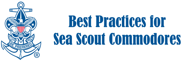 Best Practices for Council Commodores