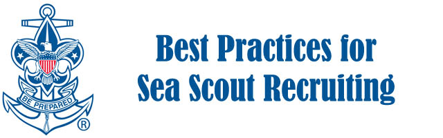 Best Practices for Sea Scout Recruiting