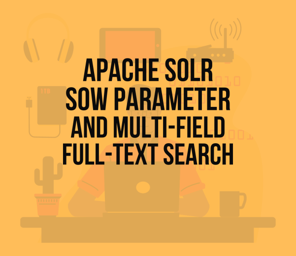 Apache Solr sow Parameter