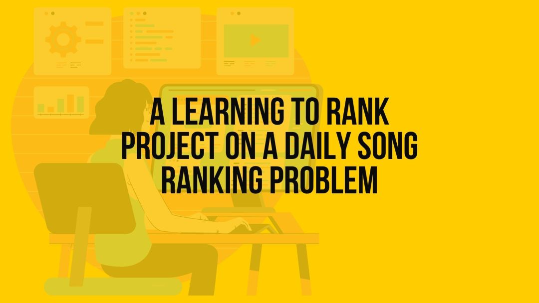 learning to rank project