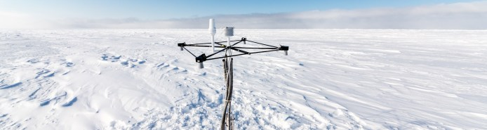 Polar Weather Station