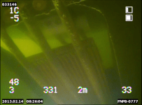 UW Inspection by ROV