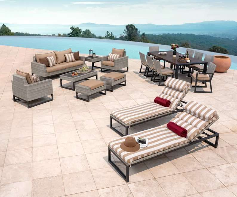 beach house patio furniture outdoor