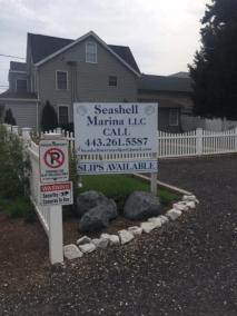 Seashell Marina Annapolis Maryland