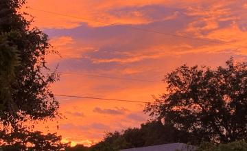gorgeous Florida sunset
