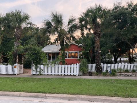 Riverpark Terrace restaurant