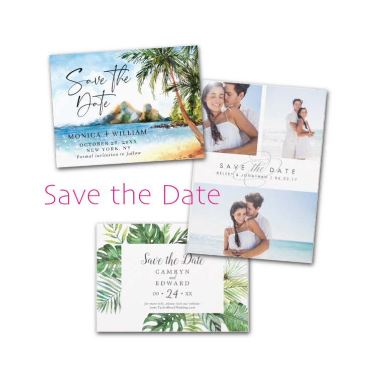 save the date featured image