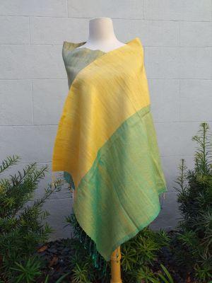NCS564A SEAsTra 100 Raw Silk Scarf