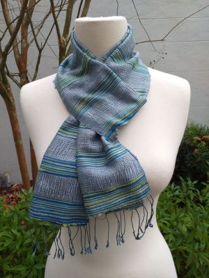 NFC555C SEAsTra Fairtrade Silk Scarf