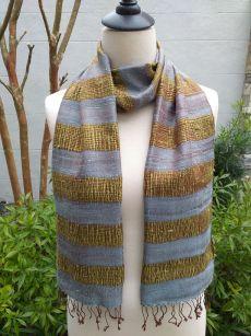 NFD317D SEAsTra Fairtrade Silk Scarves
