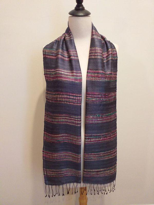 NFD561A SEAsTra Handwoven Silk scarf