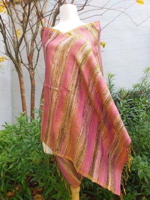 NFS507A SEAsTra Fair Trade Silk Scarf