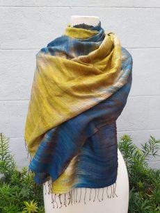 NLS043E SEAsTra Thailand Silk Scarf