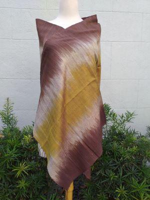 NLS340A SEAsTra Thailand Silk Scarf