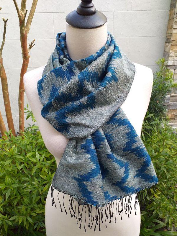NMS675B SEAsTra Fair Trade Silk Scar