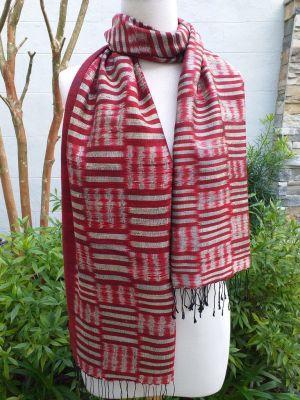 NMS678E SEAsTra Fair Trade Silk Scar