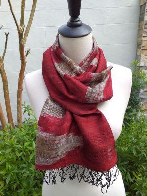 NMS866C SEAsTra Fair Trade Silk Scarf