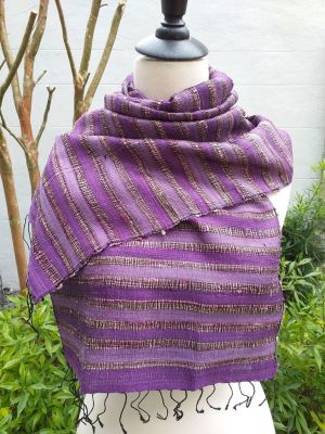NND505A SEAsTra Fairtrade Silk Scarves
