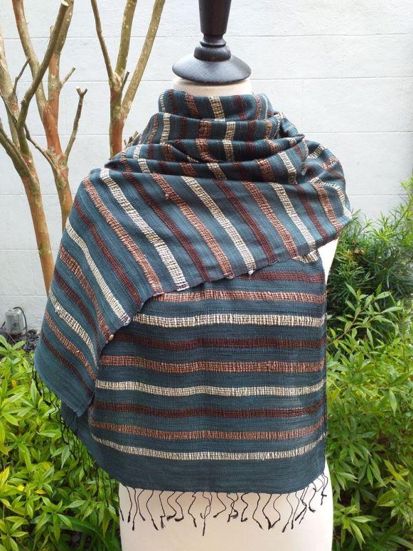 NNS572A SEAsTra Thailand Silk Scarves