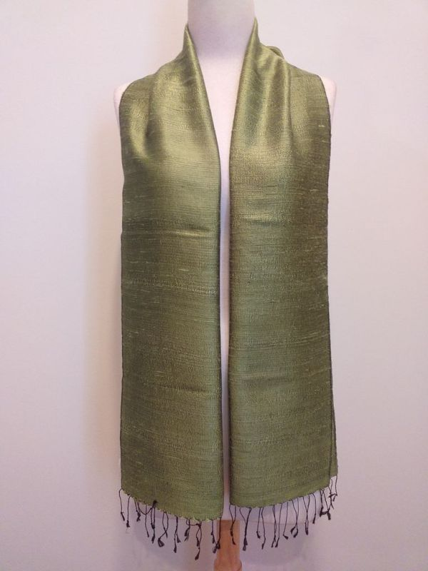 NPD302A SEAsTra Fair Trade Silk Scarf
