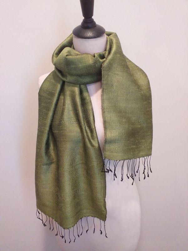 NPD302B SEAsTra Fair Trade Silk Scarf
