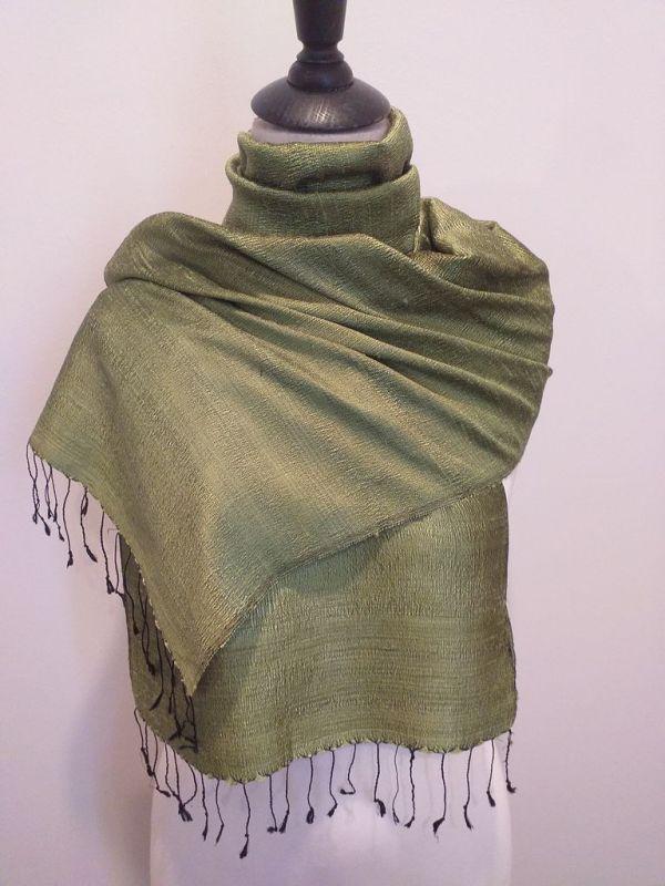 NPD302E SEAsTra Fair Trade Silk Scarf