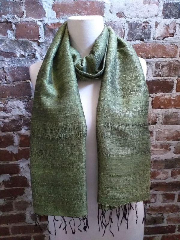 NPS302C SEAsTra Fair Trade Silk Scarf