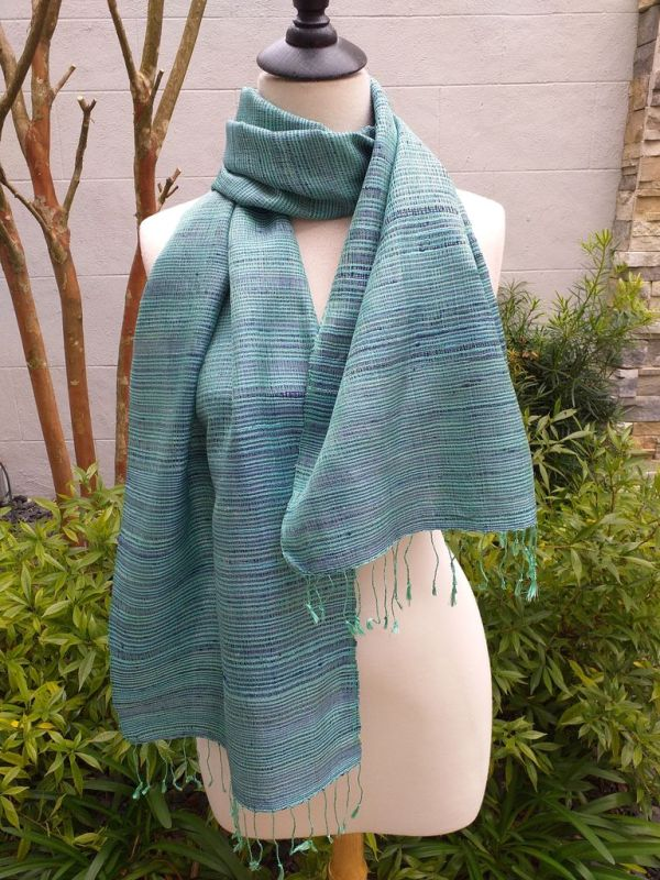 NRD517E SEAsTra Fair Trade Silk Scarves