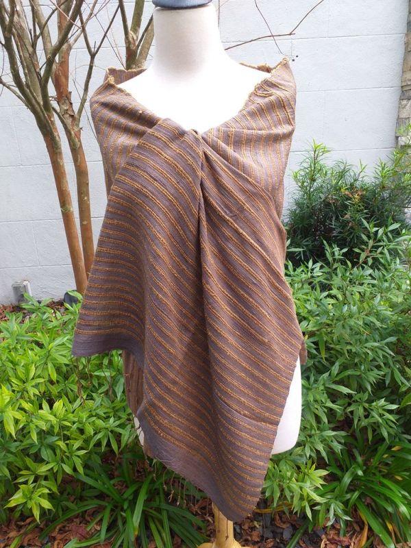 NSS405A SEAsTra Fair Trade Silk Scarf