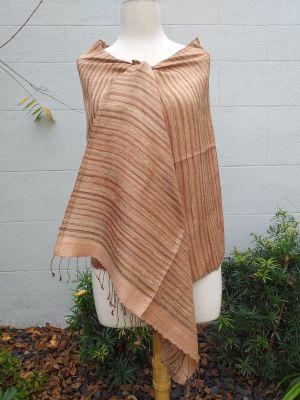 NSS690A SEAsTra Fair Trade Silk Scarf