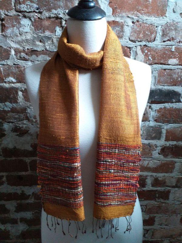 NTC030C SEAsTra Handwoven Silk Scarves