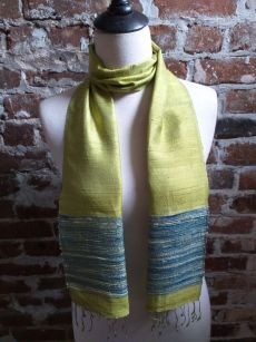 NTC270C SEAsTra Handwoven Silk Scarves