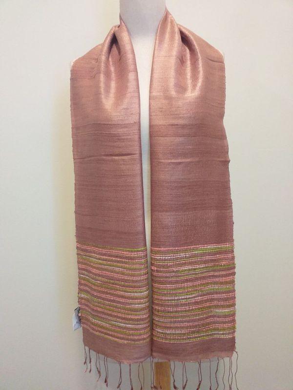 NTD500A SEAsTra Thailand Silk Scarf
