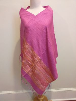 NTS177A SEAsTra Handwoven Silk Scarf