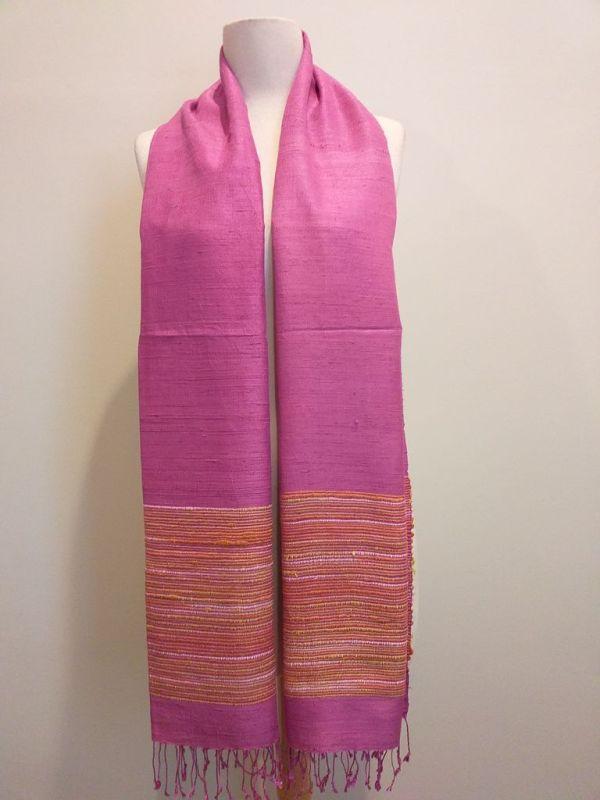 NTS177E SEAsTra Handwoven Silk Scarf
