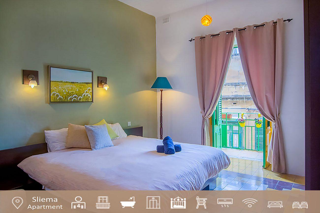 Sliema Malta Holiday Apartment Rentals