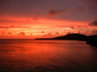 Cas Abou 3 terrific sunset
