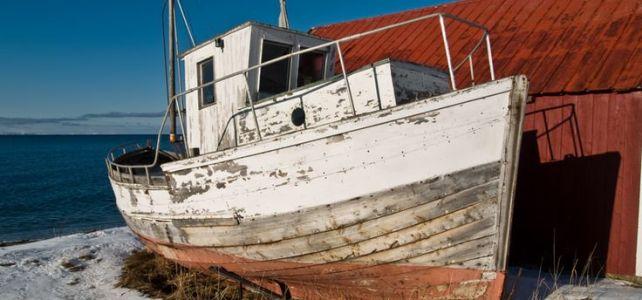 Kā nopirkt labu laivu copei jūrā?