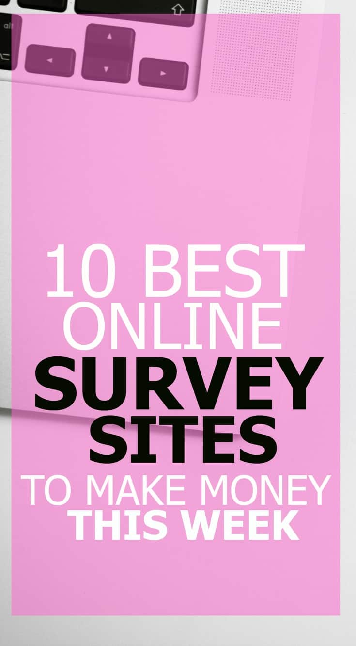 Need some extra money? Check out the top 10 legit surveys that pay big! Make money online from the comfort of home. Earn cash and gift cards every month!