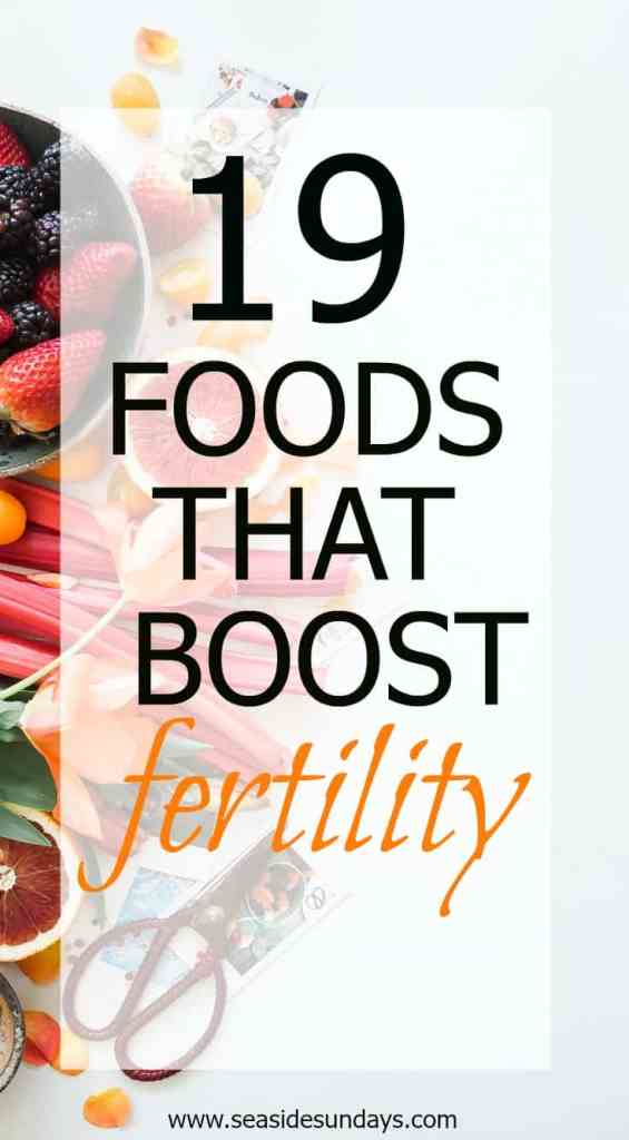 Trying to get pregnant? Struggling with infertility? This list of fertility superfoods will help you revamp your diet and get your body in optimal shape for conceiving.