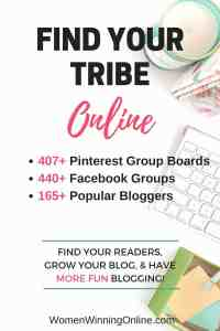 These 4 tips are awesome for growing your blog traffic. Promote your pins for free using social media. These strategies have increased my traffic significantly!
