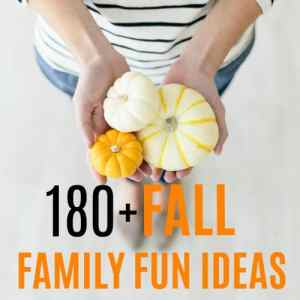 Family Fun Ideas You Need to Try This Fall
