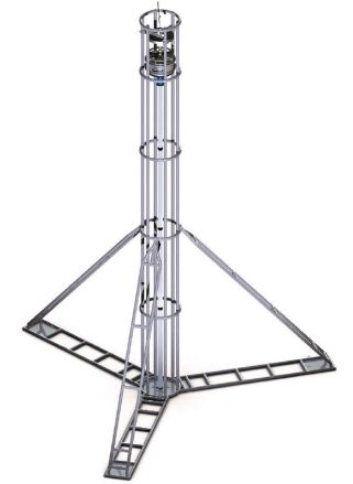 VC-450-vibrocoring-tower-assembly