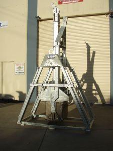 Box Coring System for sediment sampling